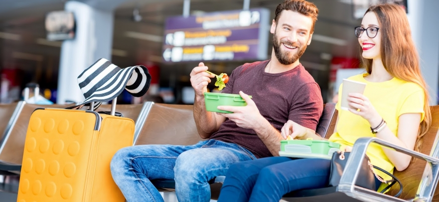 Eating Health while Traveling