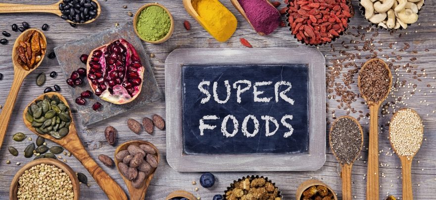 The Top 5 Superfoods You Should Eat