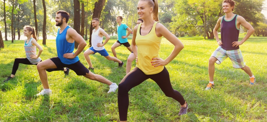Spring Training Guide: Tips for Easing Back into Working Out