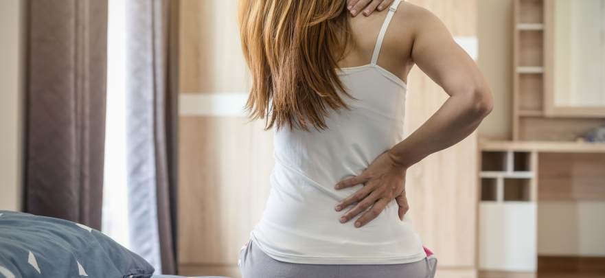 Signs Your Back Pain Is More than Just a Pain